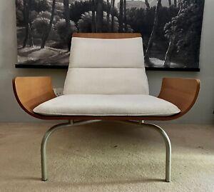 Porada Mid-century Style Lounge Chair