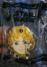 2019 McDonalds Star Wars Happy Meal Toy #13 Luke Skywalker NIP
