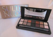 Estee Lauder Sultry nudes 14 shade eyeshadow palette matte & shimmer with brush