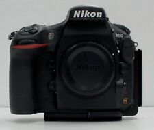 NIKON D810 DSLR Shutter Count: 142983
