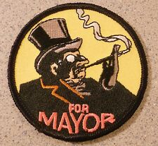 NEW DC Comics Batman Penguin for Mayor Embroidered Patch