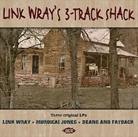 Link Wray - Link Wray's 3-Track Shack [New CD] UK - Import