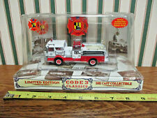 Baltimore Fire Department Engine #34 Mack Pumper By Code 3 1/64th Scale