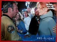 DAVID BOWIE - The Man Who Fell To Earth - Card #36 - Pre-Flight - Unstoppable