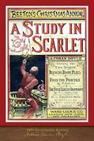 A Study in Scarlet (1891 Illustrated Edition): 100th A... by Doyle, Arthur Conan