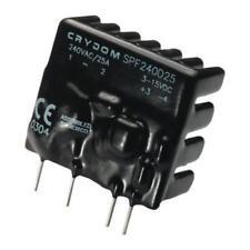 1 X Crydom 25 A SPST Solid State Relay, Cruz, montaje de PCB de cero SCR, 660 V rms