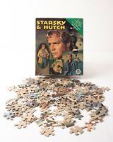 Vintage 1976 Starsky & Hutch David Soul 150 Piece Jigsaw Puzzle 14 x 10 492-05