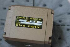 EL-O-MATIC  PNEUMATIC ACTUATOR  EL O MATIC  TYPE PD 1.5 120 PSI
