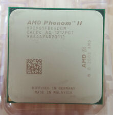 AMD Phenom II X4 965 3.4GHz Quad-Core  Processor  AM3