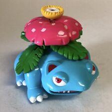"Hasbro Nintendo Pokemon Leaf Type Bulbasaur Evolution Venusaur 6"" Figure A6"