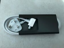 Apple Power Supply Mains Extension Cable 13A UK plug for Macbook Pro, Air, Ipad