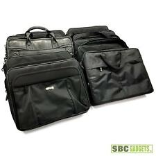 """[LOT OF 10] Mixed Laptop Carry Carrying Cases / Travel Laptop Bags - up to 17"""""""