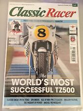 Classic Racer Motorcycle Magazine Sept/Oct 2014 Issue 169