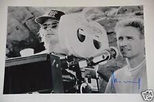 Roland emmerich signed 20x30cm universal soldier photo, autographe/Autograph