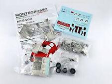 Montegrosso by Tameo 1 43 Super-kit MTG 003 Ferrari 512s Winner Sebring 1970
