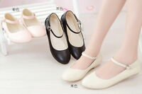 New Womens GIrls Comfort Sweet candy mary Janes Hot Ballet Flat Chic Shoes Cute
