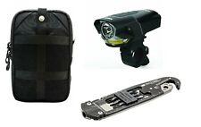 NEBO True Utility Cycling Essential set Torch, Bag & Multitool ARC 500 Tectonic