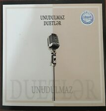 DUETS OF AZERBAIJANI SINGERS (CD)