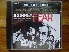 "Alex NORTH ""Journey into Fear/""North by North"" sold out Citadel OST CD"