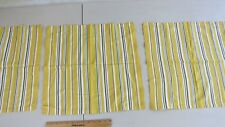 Crate & Barrel Set of Placemats (7)  and Napkins (6)