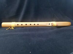 """Windsong Transverse Bamboo Flute in G 20"""" x 1 1/2"""""""