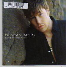 (BX849) Duncan James, Sooner or Later - 2006 DJ CD