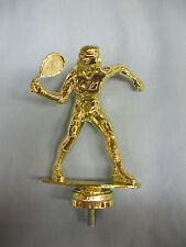 """trophy parts lot of 20 female racquetball mfg by Tromar 4 1/4"""" tall"""