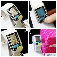 Casio LDF-50-7D Ladies POPTONE Dual Time Digital Stylish White Resin Watch LDF50