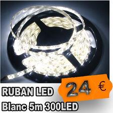 promo06# Strip LED Blanc  5 mètres 300LED