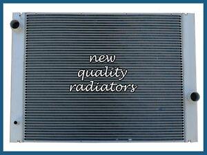 Radiator fits BMW E60 5 SERIES 8MK376719131