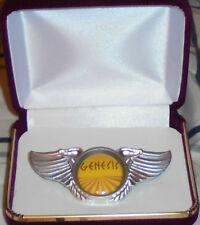 Genesis Collins Gabriel Album Rock Band Wing Live Concert Jacket Badge Pin You