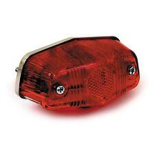 Fanale Fanalino Posteriore Moto Universale Mini Lucas Cafe Racer Scrambler Bobbe