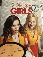 2 Broke Girls: The Complete First Season (DVD, 2012, 3-Disc Set)