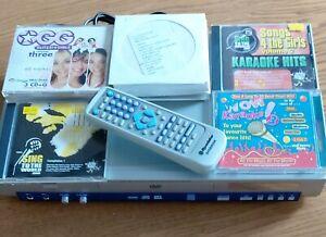Roadstar Karaoke DVD Player