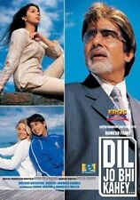 Dil Jo Bhi Kahey (Hindi DVD) (2005) (English Subtitles) (Brand New Original DVD)
