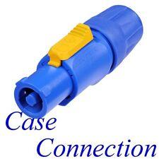 NEUTRIK NAC3FCA - PowerCon Stecker - 3polig # Power In Plug - 3pole