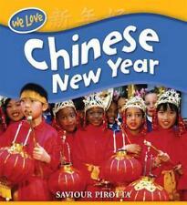 Año Nuevo Chino ( NOS encanta Festivales) POR SALVADOR pirotta LIBRO DE BOLSILLO
