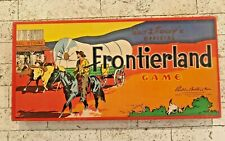 1955 Vintage Disneyland Frontierland Game complete, never played near mint cond.