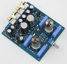 HIFI 6J1 Valve Pre-amp Tube stereo PreAmplifier Board Bass on X10-D circuit