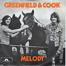 7inch GREENFIELD & COOK melody HOLLAND EX+ 1972