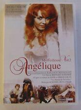 DVD MERVEILLEUSE ANGELIQUE - Michèle MERCIER / Jean ROCHEFORT - VOL 2