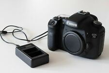 Canon EOS 7D 18.0MP Digital SLR Camera - Black (Body Only) FOR PARTS