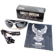 Harley Davidson HD1301 Anti-Fog Safety Glasses, Gray Lens Color, 6327ZKV4