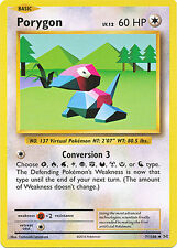 Porygon Uncommon Pokemon Card XY12 Evolutions 71/108