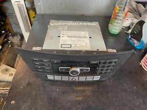2012 MERCEDES C250 W204 A2049003509 CD - RADIO
