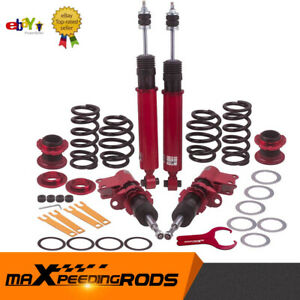 Coilovers Coilover For Holden Commodore VY VT VZ VX WH 24 Ways Adjustable Damper