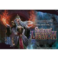Dragoborne Rise to Supremacy - Shadow Legion Trial Deck Vol.1 - DB-TD01