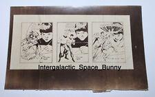 1978 Hasbro Paint Set Batman Star Trek Super Friends Prototype Internal Line-Art