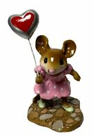 "Wee Forest Folk: ""Dot"" Mouse Parade, Collectible, Retired, MP-8"