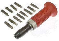 "14pc Impact Driver Sockets Screwdriver 1/2"" Reversible Screw Socket Bit TH173"